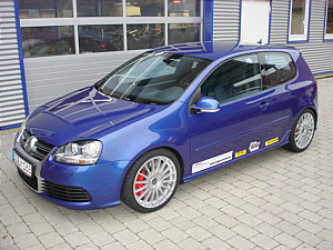 HGP Golf V R32 Bi-Turbo