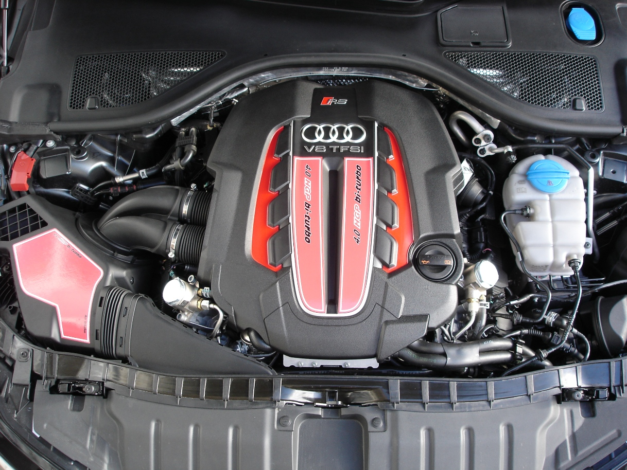 Audi Rs6 4 0 Bi Turbo Hgp Turbonachr 252 Stung Gmbh